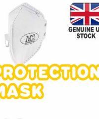 Face mask – 2 Pack fold flat unvalved FFP1 (Limited Stock!)