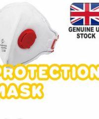 Face Mask Fold Flat Respirator (Limited Stock!)